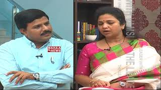 Exclusive Interview With MP Butta Renuka | Promo | #TheLeaderWithVamsi