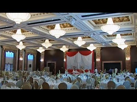 Radisson Plaza Hotel Grand Victorian Convention Centre Mississauga Toronto Wedding Video Youtube