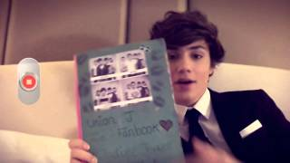 Union J - Samsung Video Diaries - The X Factor UK 2012
