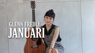 Glenn Fredly - Januari cover by Tami Aulia Live Acoustic