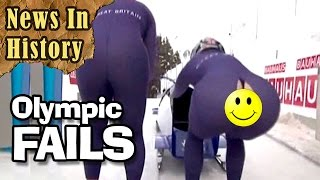 Most Shocking Olympic Fails - News In History