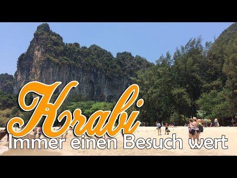 Krabi • Immer wieder gerne   Thailand Urlaub   VLOG#79