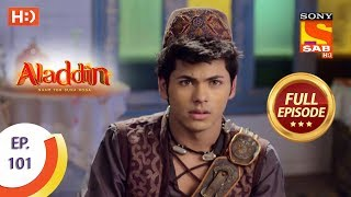 Aladdin - Ep 101 - Full Episode - 3rd January, 2019