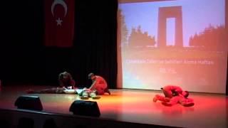 Tiyatro : Çanakkale Zaferi Anma Programı - Yarbay Hasan'ın Şehadeti