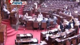 भारतको माथिल्लो सदन राज्यसभामा नेपाल मामिलाबारे चर्को बहस - NEWS24 TV