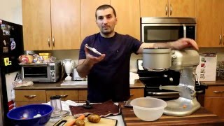 KitchenAid Food Processor Attachment KSM2FPA - Review/Unboxing