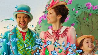 "MARY POPPINS RETURNS Clip ""Royal Doulton Bowl"""