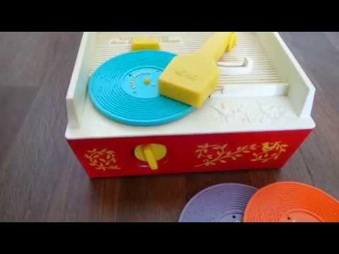 Tourne Disque Fisher Price Music Box.mp3