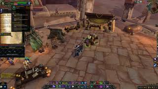 WoW quest - Champion: Magister Umbric