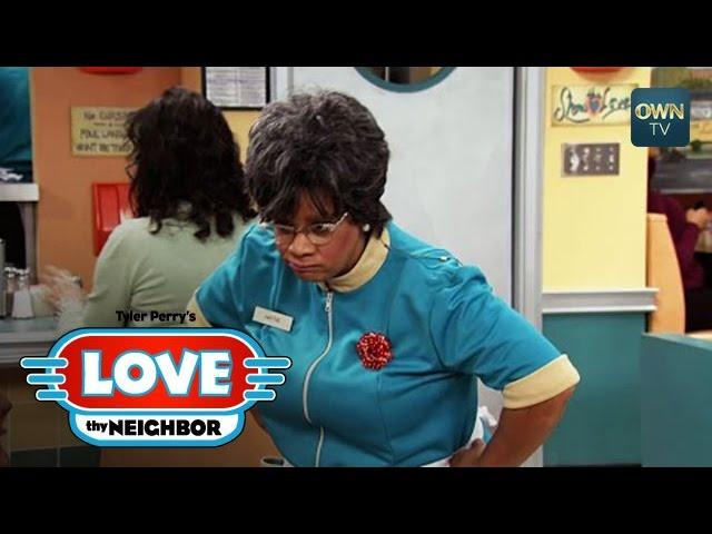 Hattie Gives Philip Some Dating Advice - Tyler Perry's Love Thy Neighbor - OWN