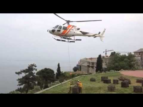 From an Operation in Mount Athos, Greece - Air Business International