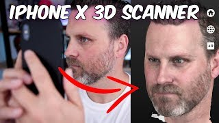 EASY 3D Scanning with your iPhone X and Scandy Pro | Tutorial