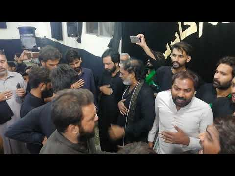 Ustad Abid Nasir New Noha 2019 - G-9 Jamia Imam Sadiq Islamabad