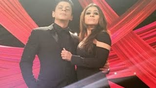 Dilwale Promotion - Shahrukh Khan And Kajol Sizzles In Black