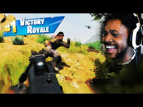 fortnite but its call of duty