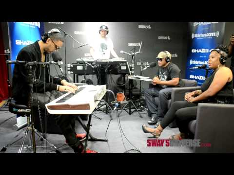 "Ryan Leslie Performs ""Breathe"" on #SwayInTheMorning's In-Studio Concert Series"