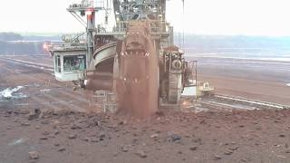 Bucket Wheel Excavators - 3D Machine Control