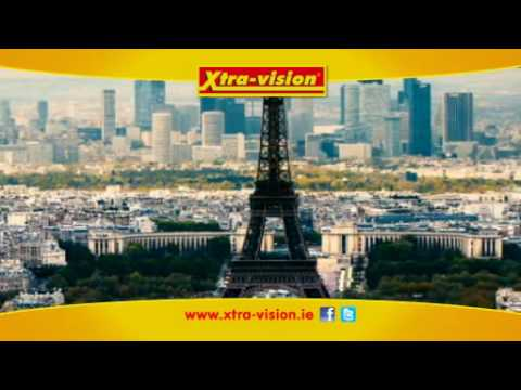 Xtra-vision Perrier's Bounty & From Paris with Love TV Slot
