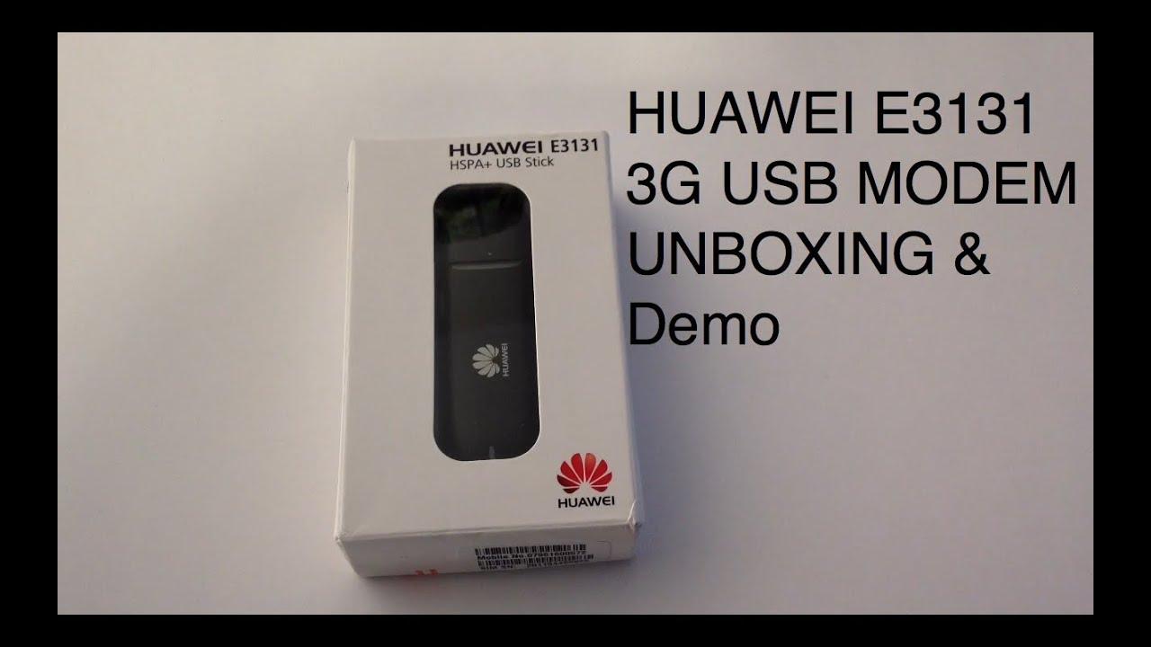Huawei E3131 3g Usb Stick