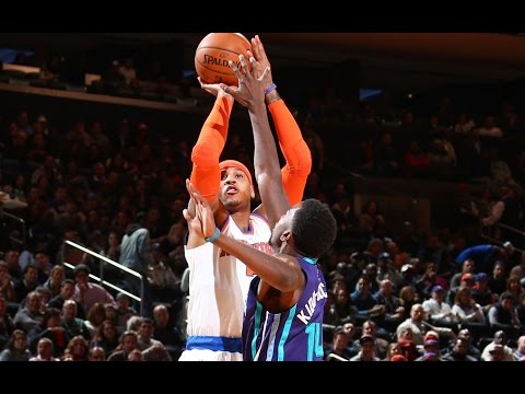Carmelo Anthony Scores 20,000 Career Points!