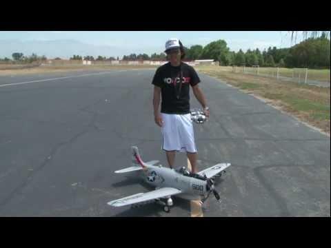 A-1 Skyraider SNEAK PEAK in HD!