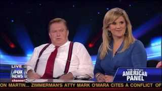 "FOX News' Bob Beckel Drops F-Bomb Live On ""Hannity"""