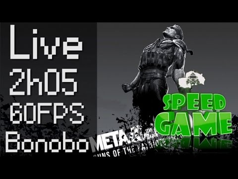 Speed Game  [60fps]: Live Metal Gear Solid 4 video