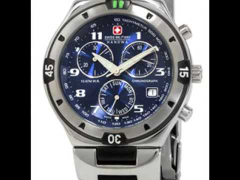 Watch Daily Deal: Swiss Military 06-5041-04-003 - Joma Deals