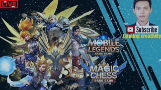 Live mobile legend bang bang 2020 | Santuy Losss