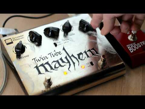 Seymour Duncan Twin Tube Mayhem - Metal