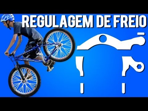 Como aprender RL: Regulagem de freio (Wheeling Bike)