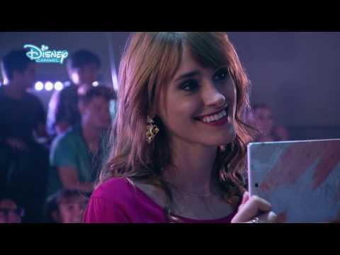Videoclipe Soy Luna - Allá Voy