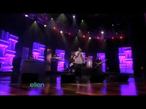 Nelly- Just A Dream (Ellen Show 2010)