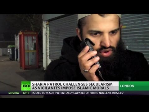 Sharia Scare Shakes UK: 'Law of the land go to hell'