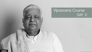 10 Day Vipassana Course - Day 2 (English)