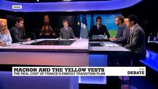 "Macron and the ""Yellow vests"": The real cost of France's energy transition plan"
