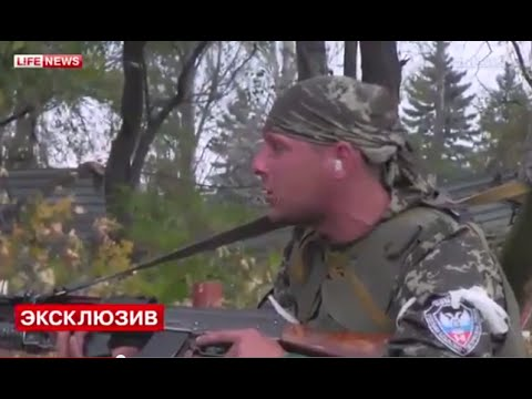 18+ [Eng subs] Russian MOD war footage - Russian VDV attack Donetsk airport 27th Sept (HD)