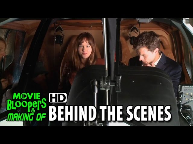 Fifty Shades of Grey (2015) Making of & Behind the Scenes with Trivia