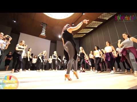 Jessica Hernandez Dance Workshop | EDF 2017