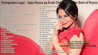 Kumpulan Lagu Lagu Rossa Yg Enak Didengar The Best Of Rossa