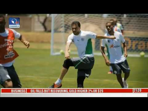 Sports Tonight: Analysing Super Eagles, Nigeria Nat'l League
