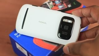 Unboxing: Nokia 808 Pureview (41 MP Camera)