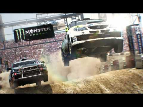 19. Colin McRae Dirt 2 Soundtrack Bloc Party - Talons