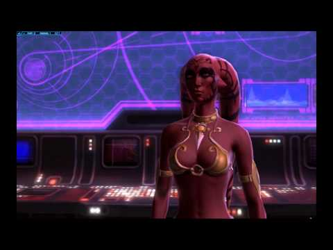Vette - Swtor Sith Warrior Companion - Complete story