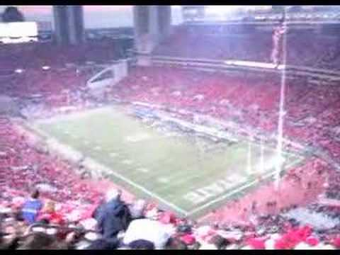 Ohio State vs Michigan 11/18/06