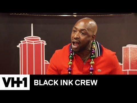 Ceaser Is Fed Up & Fires Walt | Black Ink Crew