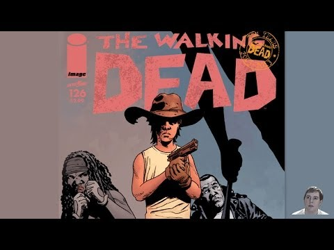 The Walking Dead 126 - All Out War Part 12 of 12 Review!