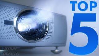 5 Best Projector Ultra HD Smart Laser TV 2019