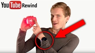 5 SECRET THINGS You Missed In YouTube Rewind 2016! ( The Ultimate 2016 Challenge )