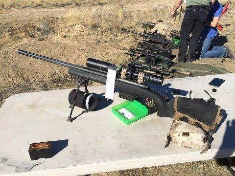 Long Range Shooting 600 - 1300 yards Savage 6.5 Creedmoor & Custom 7mm 300 Win Mag